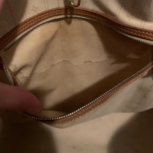 Louis Vuitton Bags - Louis Vuitton Damien Azur Canvas Neverfull